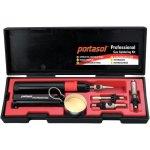 מלחם גז PORTASOL PROFESSIONAL KIT - 10W ~ 60W