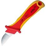 סכין מקצועי מבודד לחיתוך וגילוף כבלים - WIHA 38798