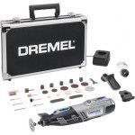 משחזת ציר נטענת 12V - קיט 38 אביזרים - DREMEL 8220 EXPERT KIT