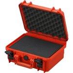 מזוודת אחסון מוגנת מים מפלסטיק קשיח - 336X300X148MM