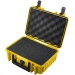 מזוודת אחסון מוגנת מים מפלסטיק קשיח - 272X215X106MM