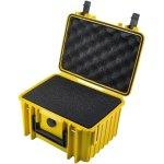 מזוודת אחסון מוגנת מים מפלסטיק קשיח - 272X215X166MM