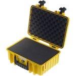 מזוודת אחסון מוגנת מים מפלסטיק קשיח - 420X325X180MM