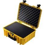 מזוודת אחסון מוגנת מים מפלסטיק קשיח - 468X365X188MM