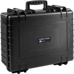 מזוודת אחסון מקצועית מוגנת מים לכלי עבודה - B&W JET 6000