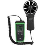 מודד ספיקת אוויר וטמפרטורה - MULTICOMP PRO MP780120