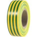 איזולירבנד איכותי ירוק / צהוב - 3M TEMFLEX 1500 - 19MM X 25M
