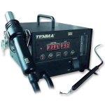 תחנת אוויר חם דיגיטלית משולבת ידית ואקום לרכיבי TENMA 500W - SMD