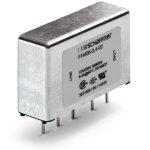 מסנן EMC / RFI למעגל מודפס - סדרה 1A - FN406