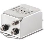 מסנן EMC / RFI עם חיבור לפאנל - סדרה 6A - FN2030B