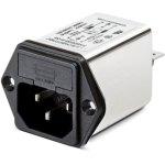 מסנן EMC / RFI עם כניסת מתח IEC - סדרה 4A - FN9260