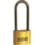 מנעול תלייה מקצועי - 40MM - שקל ארוך - KASP SECURITY