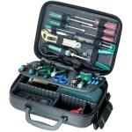 קיט כלי עבודה מקצועי לטכנאי אלקטרוניקה - PROSKIT 1PK-710K