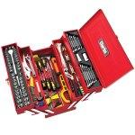 קיט כלי עבודה מקצועי - 199 חלקים - CLARKE CHT641