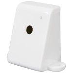 קופסת זיווד לבנה עבור מצלמת RASPBERRY PI