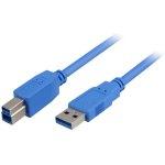 כבל 1M - A(M) ~ B(M) - USB 3.0