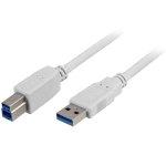 כבל 1.8M - A(M) ~ B(M) - USB3.0