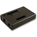 קופסת זיווד שחורה לכרטיס פיתוח - ARDUINO UNO