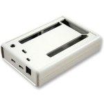 קופסת זיווד לבנה לכרטיס פיתוח - ARDUINO DUE
