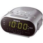 רדיו / שעון מעורר אנלוגי - SONY ICF-C318