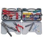 קיט כלי עבודה מקצועי לטכנאי רכב - 399 חלקים