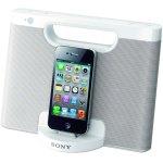 תחנת עגינה ניידת עבור אייפון SONY M7IPWN - 5/5S