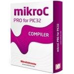 תוכנת הידור - MIKROC PRO FOR PIC32
