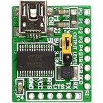 כרטיס הרחבה - USB UART