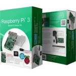 קיט פיתוח - RASPBERRY PI 3 - MODEL B+ - STARTER KIT