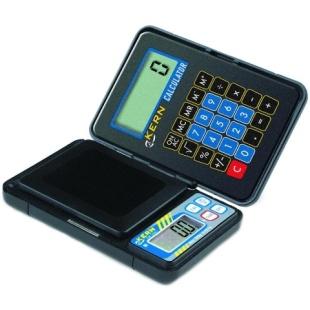 משקל כיס דיגיטלי - עד 320 גרם - רזולוציה 0.1 גרם - CM 320-1N KERN