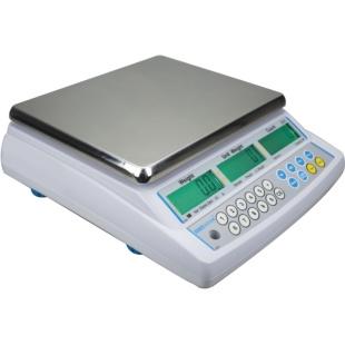 משקל ספירה שולחני דיגיטלי - עד 4 ק''ג - רזולוציה 0.1 גרם - CBC 4 ADAM EQUIPMENT