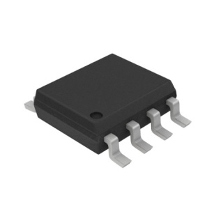 מגבר שרת - 2 ערוצים - SMD - 0.11V/µs - 4.75V-15V - 350KHZ TEXAS INSTRUMENTS