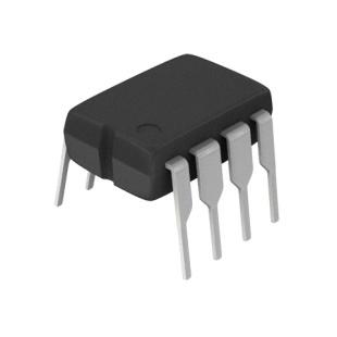 מגבר שרת - 2 ערוצים - DIP - 0.45V/µs - 2V-20V - 2MHZ TEXAS INSTRUMENTS