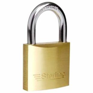 מנעול תלייה - STERLING - 40MM STERLING