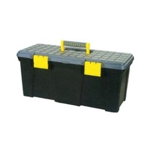 ארגז כלים מפלסטיק קשיח - 395X223X165MM DURATOOL