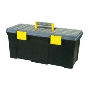 ארגז כלים מפלסטיק קשיח - 500X250X255 DURATOOL