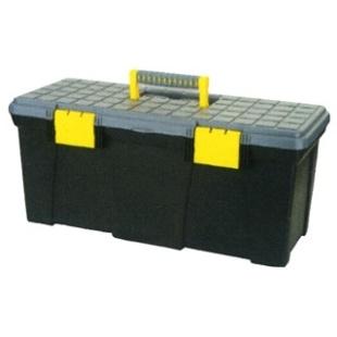 ארגז כלים מפלסטיק קשיח - 560X260X255 DURATOOL