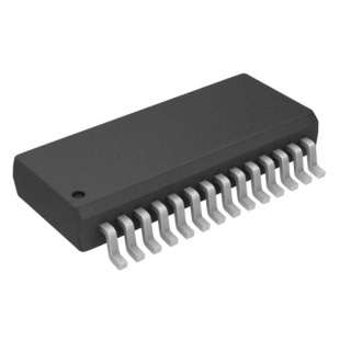 מיקרו בקר - SMD - 7KByte / 256Byte - 8BIT - 32MHZ - 25 I/O MICROCHIP