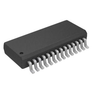 מיקרו בקר - SMD - 32KByte / 4KByte - 8BIT - 64MHZ - 24 I/O MICROCHIP