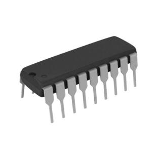 מיקרו בקר - DIP - 1.75KByte / 68Byte - 8BIT - 4MHZ - 13 I/O MICROCHIP