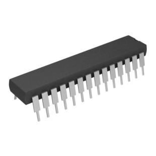 מיקרו בקר - DIP - 14KByte / 512Byte - 8BIT - 20MHZ - 25 I/O MICROCHIP