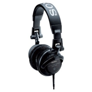אוזניות SONY MDR-V500 - DJ SONY