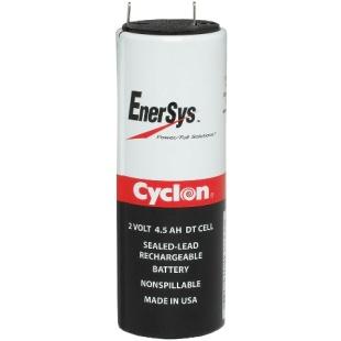 סוללה נטענת - CYCLON 2V 4.5AH ENERSYS