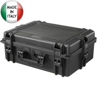 מזוודת אחסון מוגנת מים מפלסטיק קשיח - 555X438X216MM PLASTICA PANARO