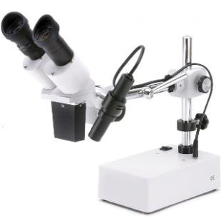 מיקרוסקופ סטריאו מקצועי עם זרוע ארוכה - DURATOOL DURATOOL