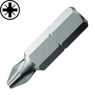 חבילת ביטים למברגה - ראש פוזידרייב - PZ2 X 25MM DURATOOL