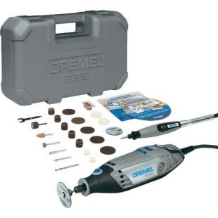 משחזת ציר חשמלית 220V - קיט 26 אביזרים - DREMEL 3000JD DREMEL