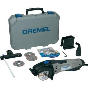מסור יד קומפקטי חשמלי DREMEL DSM20KIT - 220V DREMEL