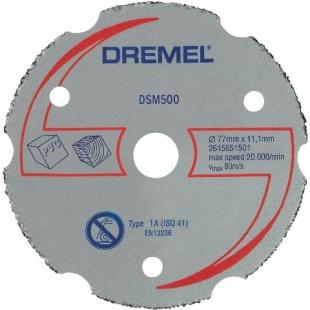 דיסק חיתוך רב-תכליתי - DREMEL DSM500 DREMEL