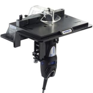 שולחן כרסום ושיוף למשחזת ציר - DREMEL 231 DREMEL